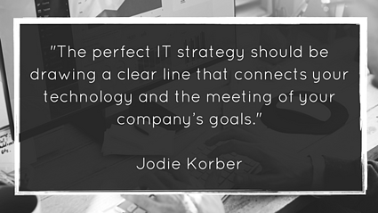 The perfect IT strategy connects your technology company's goals..png