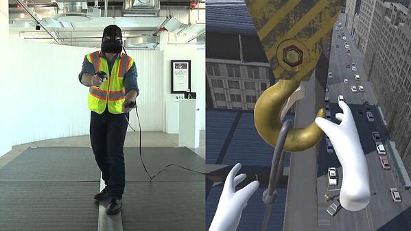 Virtual Reality boost productivity in workplace